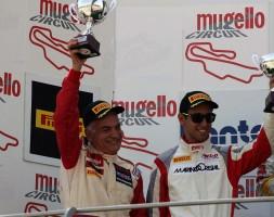 Al Mugello weekend di alti e bassi nel CITE per il W&D Racing Team: tanta sfortuna per il binomio Paolo Meloni-Alex Bernasconi