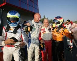 Paolo Meloni e Alex Bernasconi trionfano in Gara 1... In Gara 2 successo di Walter Meloni e Matteo Ferraresi