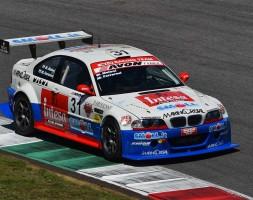Al Mugello secondo posto in Gara 1 per Paolo Meloni-Massimiliano Tresoldi
