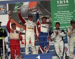 Paolo Meloni-Max Tresoldi passano in testa al campionato