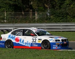 "Il binomio del W&D Racing Team rimane al ""top"" nella classifica del Campionato Italiano Turismo Endurance"