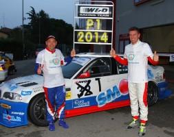 Finale di stagione trionfale per il W&D Racing Team che sul circuito del Santerno chiude anche con la vittoria di Gara 2 della BMW di Walter Meloni-Piero Necchi