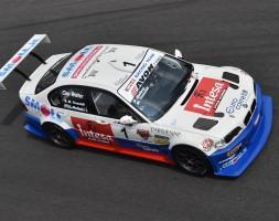 Pole sfumata per un solo millesimo a Monza per Paolo Meloni-Massimiliano Tresoldi