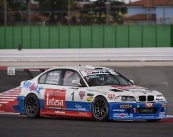 Massimo Zanin debutta a fianco di Walter Palazzo sulla seconda BMW