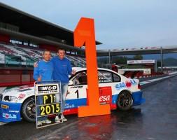Per il secondo anno consecutivo il binomio del W&D Racing Team conquista il titolo della classe superiore