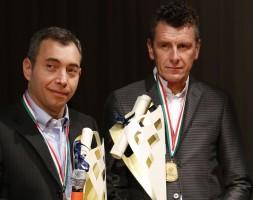Il binomio del W&D Racing Team riceve i riconoscimenti di ACI e FAMS