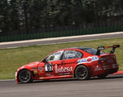 Il sammarinese al via con la BMW M3 E90 del W&D Racing Team