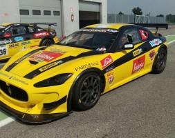 Impegno con la vettura dello Swiss Team questo weekend all