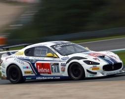 Problemi di setup sulla loro Maserati MC Granturismo hanno condizionato l