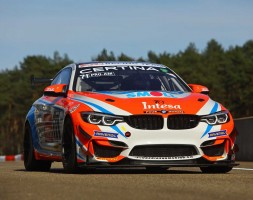 Questo weekend a Brands Hatch il secondo appuntamento della GT4 European Series