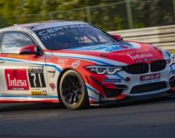 Scatta questo weekend da Monza la GT4 European Series 2019