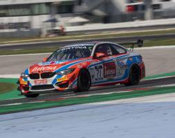 Nel round inaugurale della GT4 European Series sarà un equipaggio tutto sammarinese a portare in pista questo weekend la BMW M4 GT4 della squadra del Titano