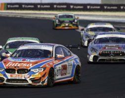 Il pilota sammarinese protagonista con la BMW M4 GT4 del W&D Racing Team