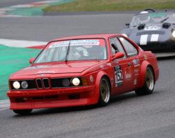 Padre e figlio protagonisti nel primo appuntamento del Campionato Italiano Autostoriche